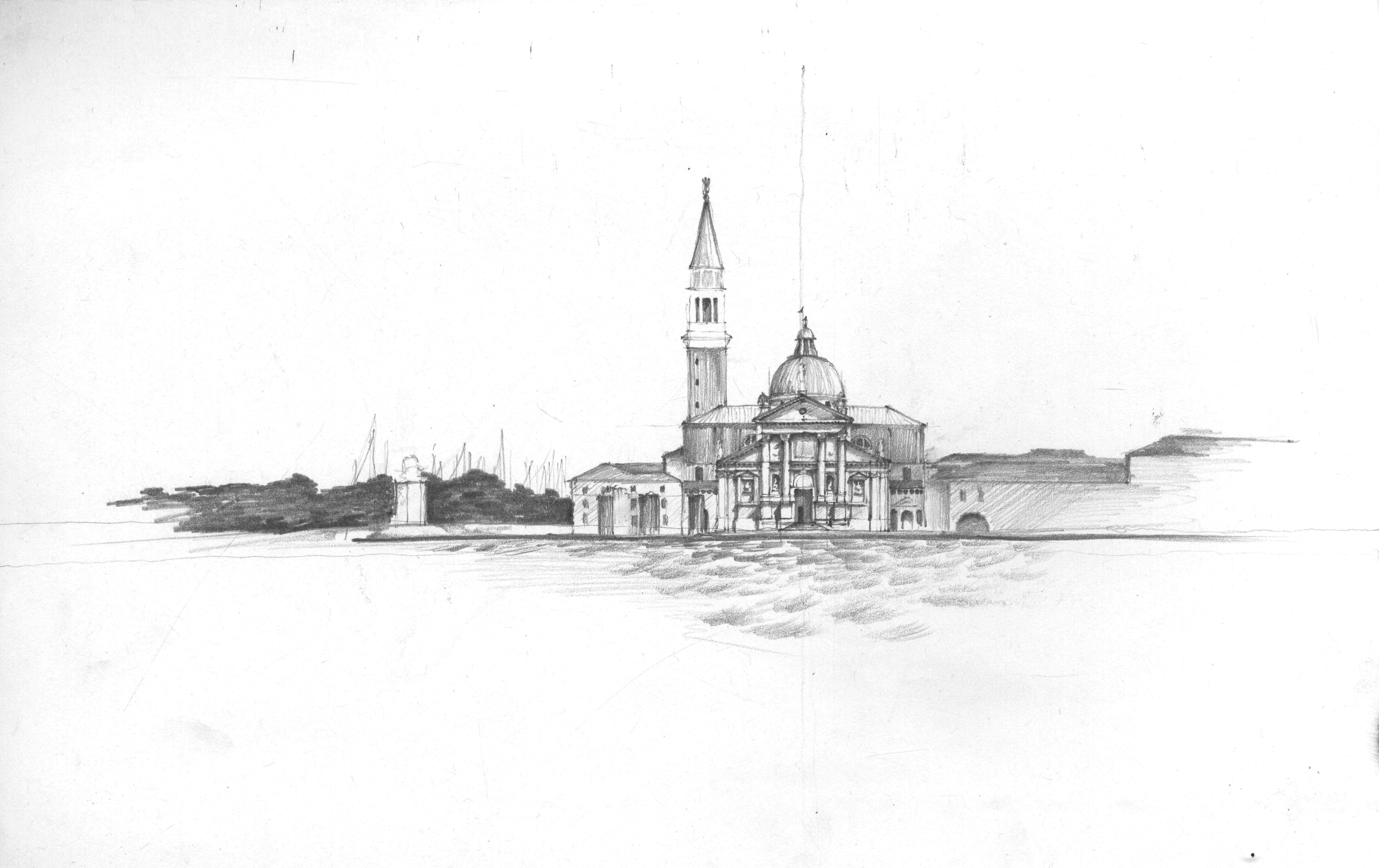 Selected Drawings Vicenza Program 2014 Sarah E Brummett